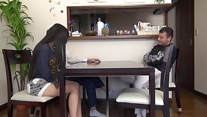 Incredible Japanese whore Aoi Ichigo in Horny threesomes JAV clip