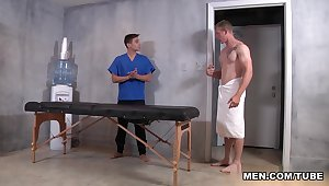 Anthony Verusso & Johnny Forza in Cheating Husband Part 1 Scene