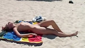 Damn watching these puberty sunbathing on be passed on top of be passed on beach is so hot and fun